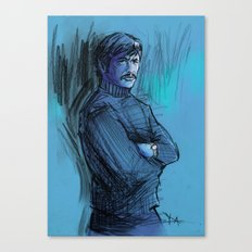BRONSON VERSION 2 Canvas Print