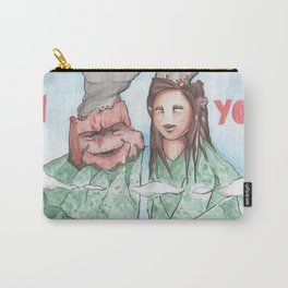 I Lava You Carry-All Pouch