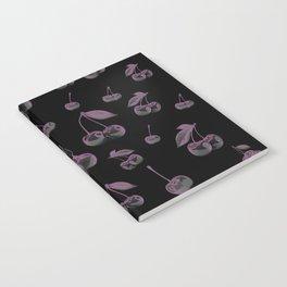 Cherry Pattern Notebook