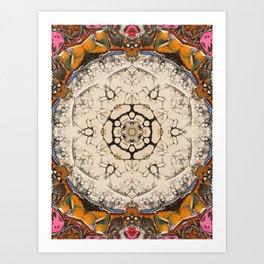 Texture — 01 Art Print