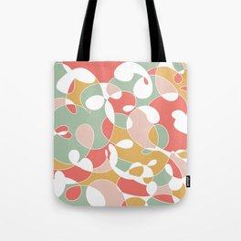 Bright Pastels Tote Bag