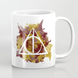 The Deathly Hallows (Gryffindor) Coffee Mug