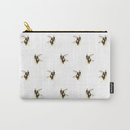 Bumblebee pattern Carry-All Pouch