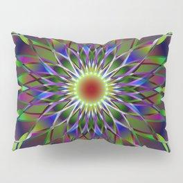 Kaleidoscope mandala Pillow Sham
