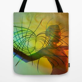 Playing with Infinity Tote Bag