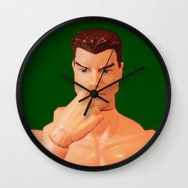 The Bogeyman! Wall Clock