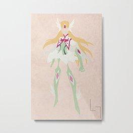 Yuna Aquila Metal Print