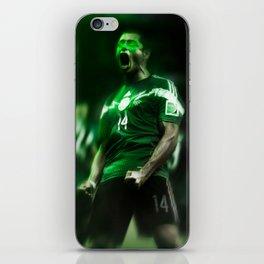 CHICHARITO POWER iPhone Skin