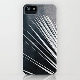 Dried Palm iPhone Case