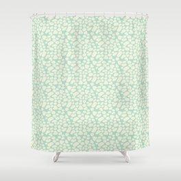 Sugar stones Shower Curtain