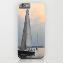 Only Game in Town iPhone Case