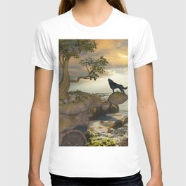 The lonely wolf T-shirt