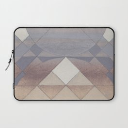 Pyramid Sun Fog Laptop Sleeve