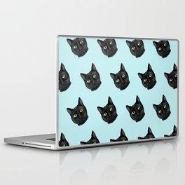 Black Cat Appreciation Day Laptop & iPad Skin