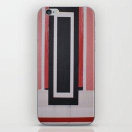 THE SHIVER DOOR iPhone Skin