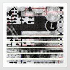 PD3: GCSD62 Art Print