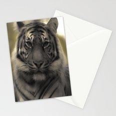 Golden Tiger 1 Stationery Cards