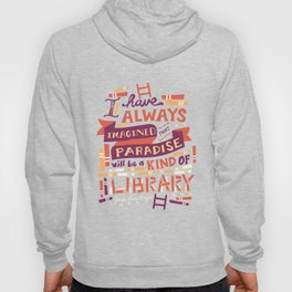 Library Hoody