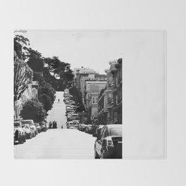 San Francisco Throw Blanket