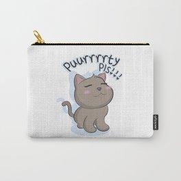 Puurrrrrty Pls!!! (Pet Me Plz!!) Carry-All Pouch