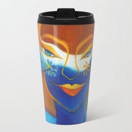 WOMAN OF WATER Travel Mug