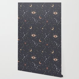 Mystical Galaxy Wallpaper