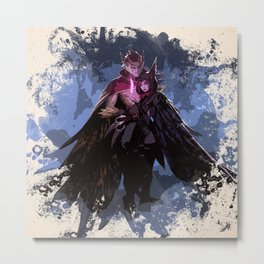 League of Legends RAKAN and XAYAH Metal Print