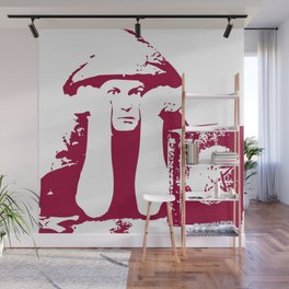 Aleister Crowley Wall Mural
