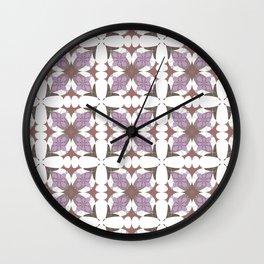 Tiled Wall Clock