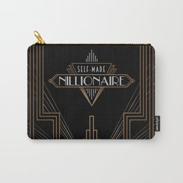 Self-Made Nillionaire Carry-All Pouch