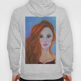 Glamorous Redhead Jessica Rabbit Hoody