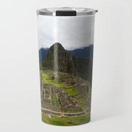 Machu Picchu II Travel Mug