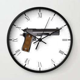 45 Automatic Wall Clock