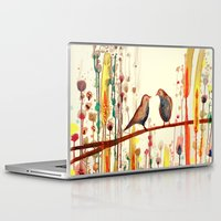 les mis Laptop & iPad Skins featuring les gypsies by sylvie demers