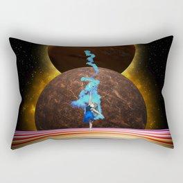 Dance the Light Road Rectangular Pillow