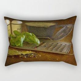 From Granny's Kitchen  Rectangular Pillow