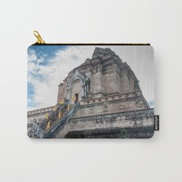 The Chedi of Wat Chedi Luang_Thailand Carry-All Pouch