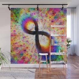 Vivid Infinity Wall Mural