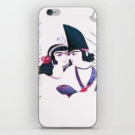 Desire (1) iPhone Skin