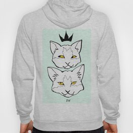 """Meow """"Color"""" Hoody"""
