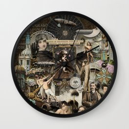 For the Purpose Wall Clock