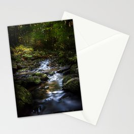 Reality lost Stationery Cards