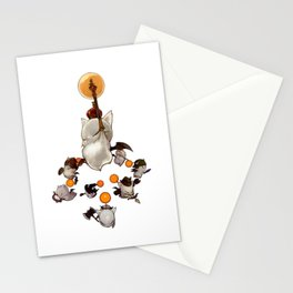 Squad The Moogle Stationery Cards