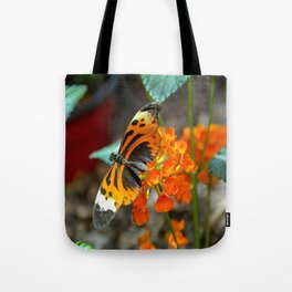 Numata Longwing Butterfly Tote Bag
