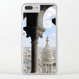la reverie Clear iPhone Case