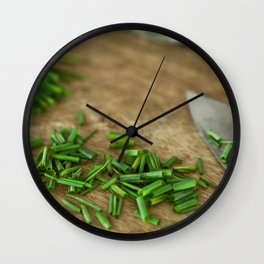 In the Kitchen 4 Wall Clock