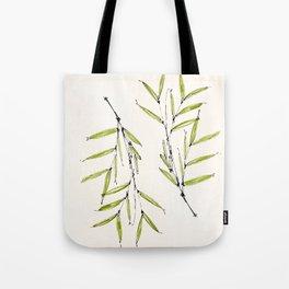 Bamboo Shoot Tote Bag