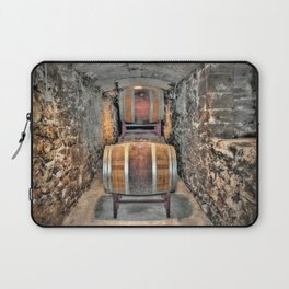 Wine Barrels Laptop Sleeve