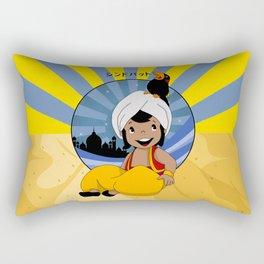 Arabian Nights 2 Rectangular Pillow