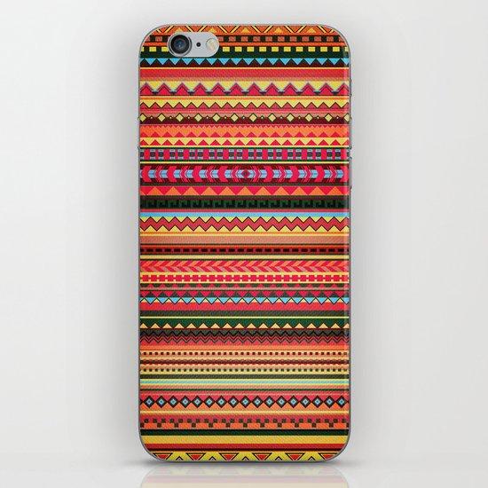 Bulgarian Rhapsody Pattern iPhone & iPod Skin